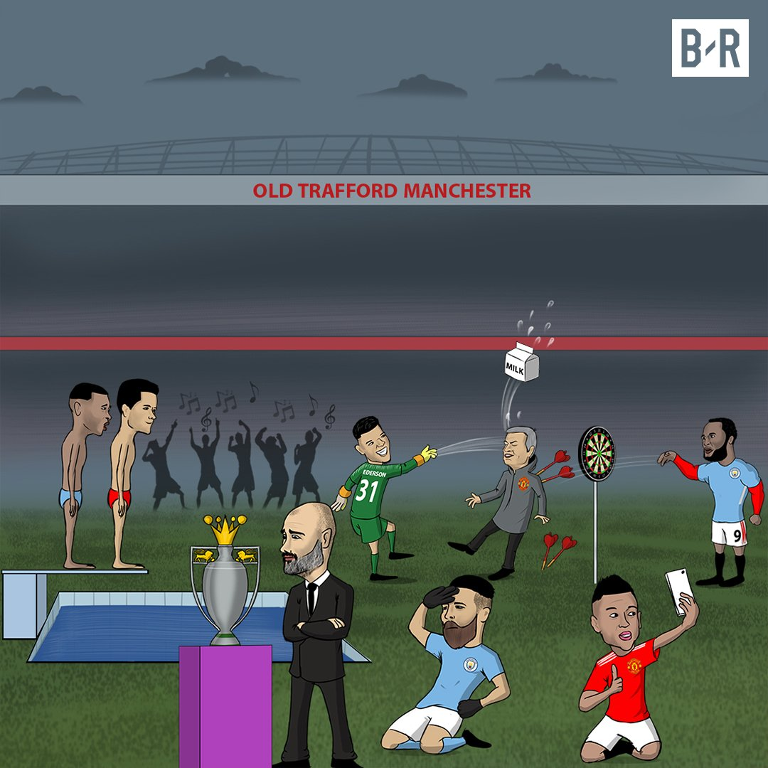 RT @brfootball: Sunday's Manchester derby provided riveting theatre. 🎥 https://t.co/9S0Vf4D4Pq