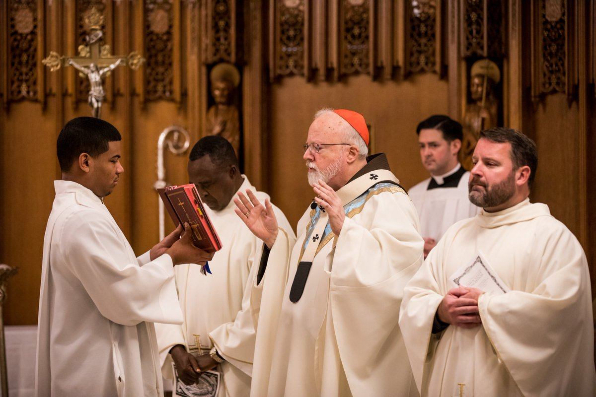 test Twitter Media - Our Cathedral High School community was privileged to celebrate the Solemnity of the Immaculate Conception with @CardinalSean, Archbishop of @BostonCatholic, at @BostonCathedral. https://t.co/Rtf5vObJ6I
