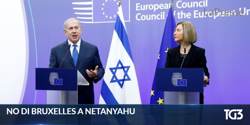 #Netanyahu