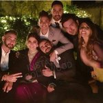 RT : #VirushkaWEDDING With friends 😍😍...