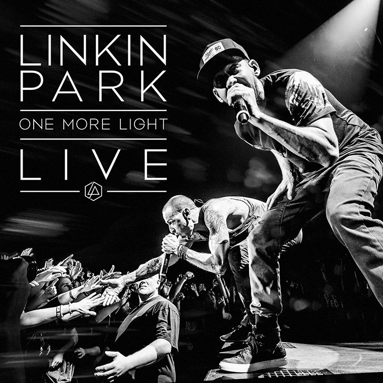 Pre-order #OneMoreLight Live available this Friday, Dec. 15th: https://t.co/woknEvjnsI https://t.co/sVXUPVFZ9I
