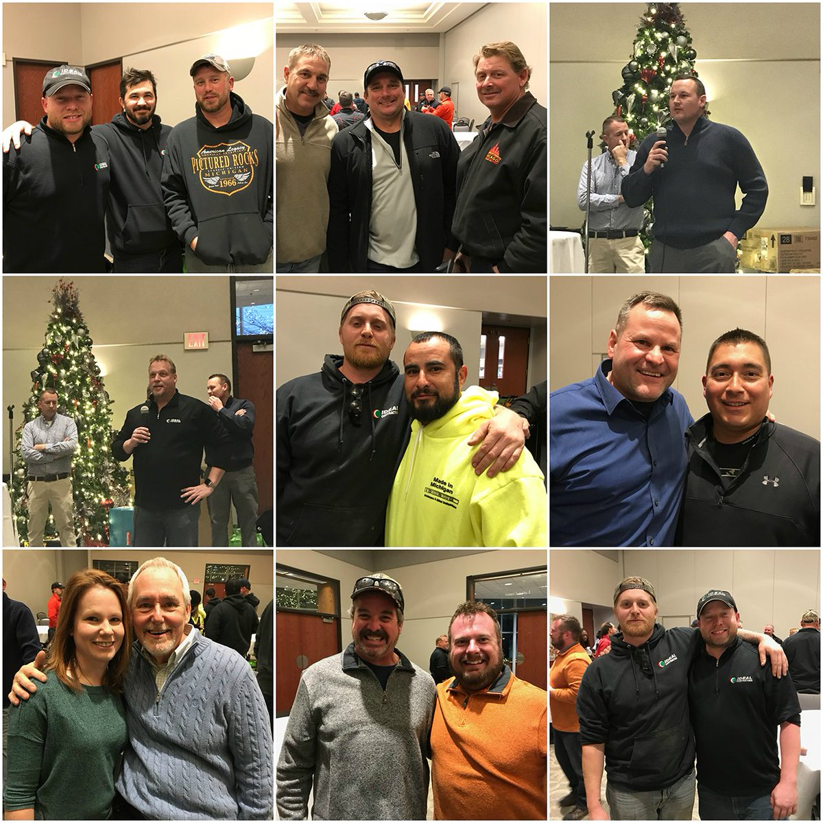 test Twitter Media - Our annual Foreman Holiday Appreciation Party! A huge thank you to the Foreman for all your hard work and dedication!! https://t.co/GYwW4GyRiJ