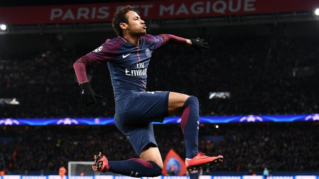 Champions League: Neymar to face Ronaldo as PSG draw Real Madrid