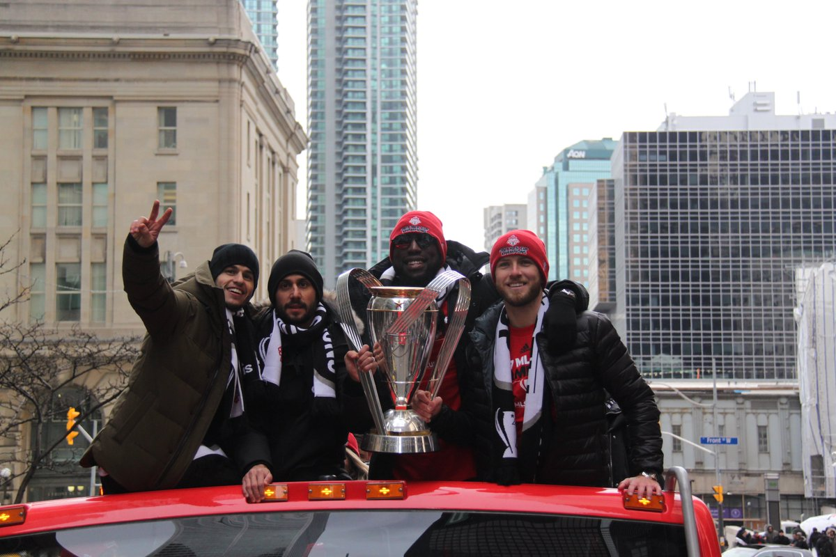 RT @torontofc: #MLSCup vibes https://t.co/zxBosoXkEj