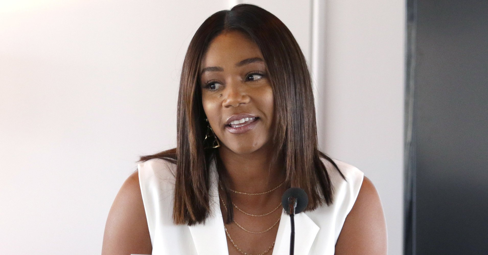 Tiffany Haddish on sexual harassment in comedy: 'It was constant defending and battling' https://t.co/VZE0doUqTh https://t.co/Q540Yn8Yk3