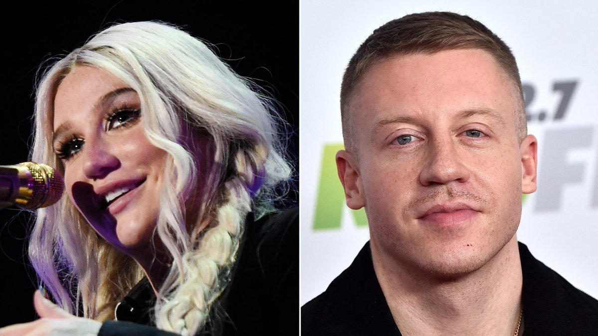 Kesha Throws It Back To Ke$ha In New Tour Announcement With Macklemore