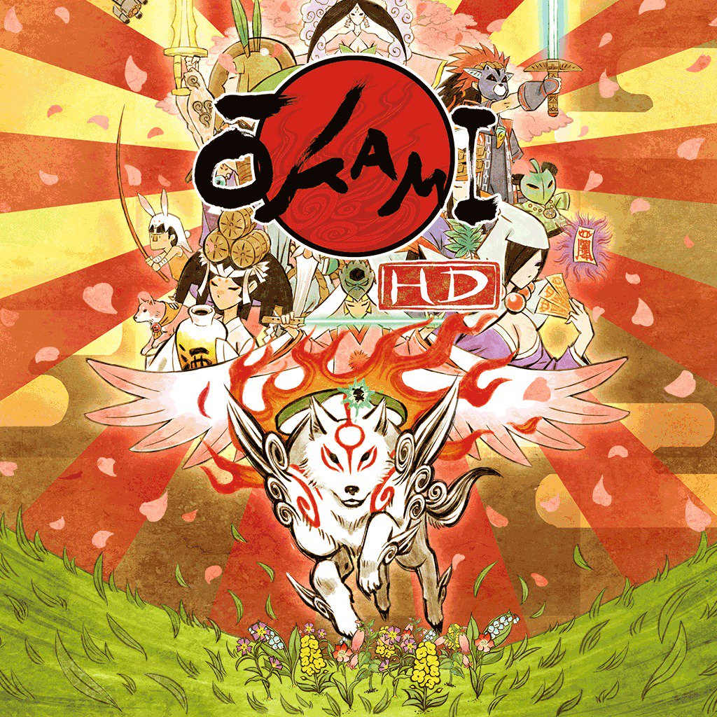 A classic returns to PS4 with Okami HD. See the full list of new games out this week: https://t.co/7ZYZgc4H56 https://t.co/yEOAIvz6Ym