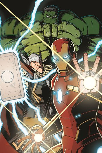 .@Marvel is launching 'Avengers: Back to Basics' digital comics series