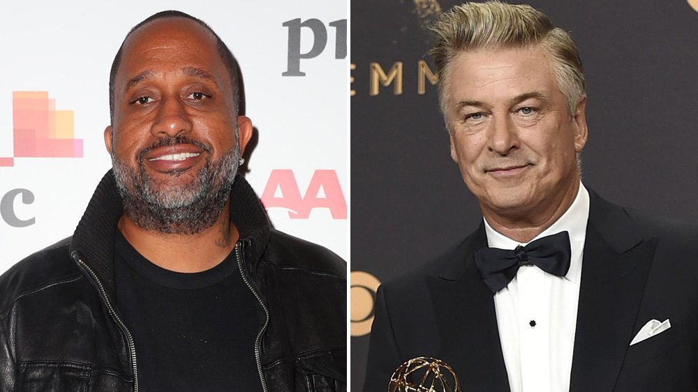 Kenya Barris (@funnyblackdude) and @AlecBaldwin are teaming for a comedy on ABC