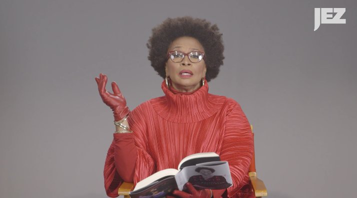 Watch icon Jenifer Lewis read from her autobiography, The Mother of Black Hollywood https://t.co/k82AypgtgJ https://t.co/dQdT2GNDwf