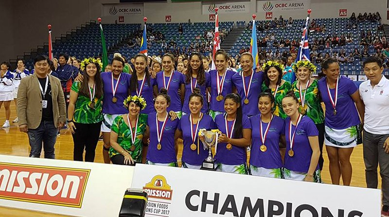 Black Pearls take out Nations Cup