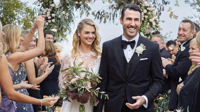 Inside Kate Upton's lavish Italian wedding