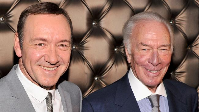Spacey scandal causes bizarre Golden Globes first for actor who replaced him