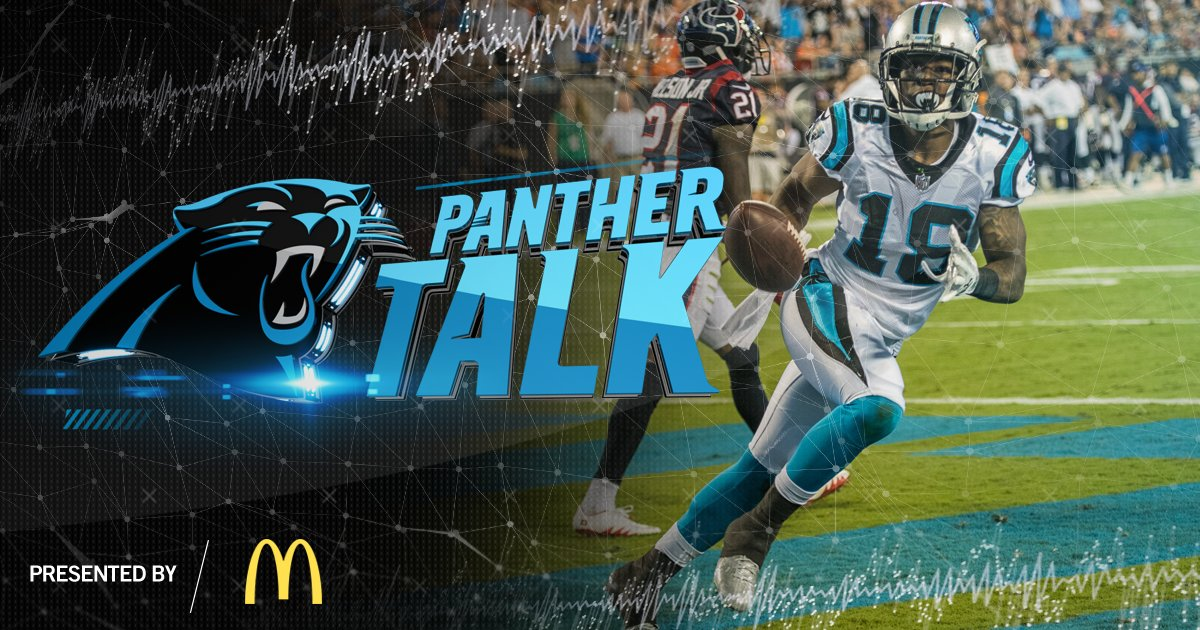 Damiere Byrd joins #PantherTalk to discuss yesterday's win!   ��:  https://t.co/guYTeoCp2s https://t.co/XLqeC7BKCl