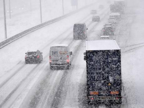 Heavy snow wreaks havoc across Europe
