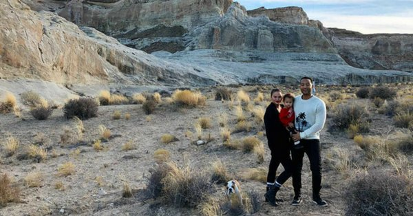 Everyone's favorite family celebrated Christmas in the canyon:
