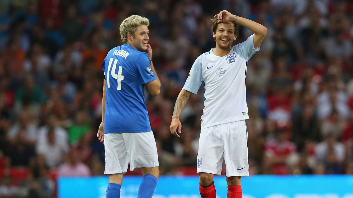 Louis Tomlinson's Birthday Featured A Mini One Direction Reunion