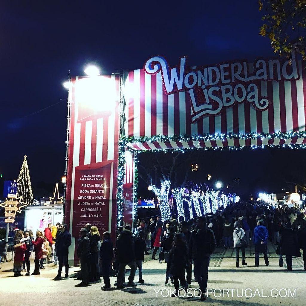 test ツイッターメディア - エドゥアルド7世公園で開催されている、クリスマスマーケット、Wonderland Lisboaは、1月1日まで開催中です。 #リスボン #ポルトガル https://t.co/wOPLtS72fq