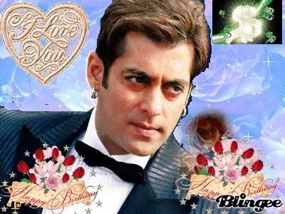 Happy Birthday in advance love u salman Khan
