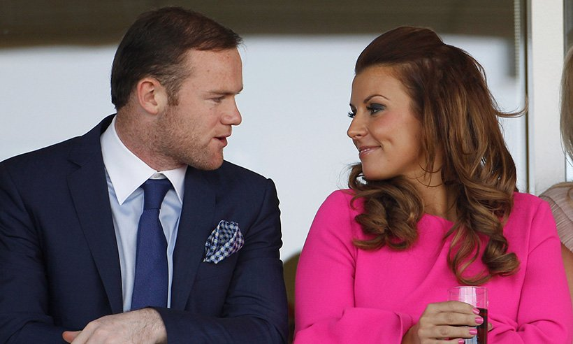 Coleen and Wayne Rooney share lovely picture of their family at Christmas ??