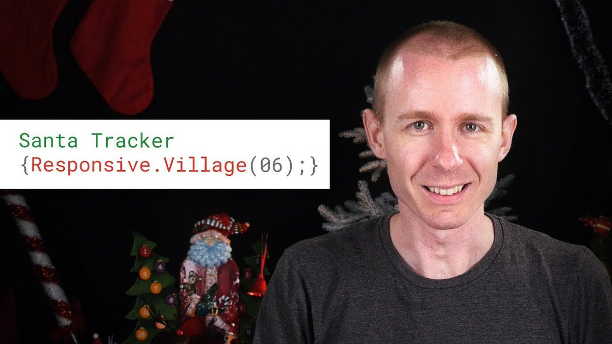 Santa Tracker Developer Diary #6: Responsive Village