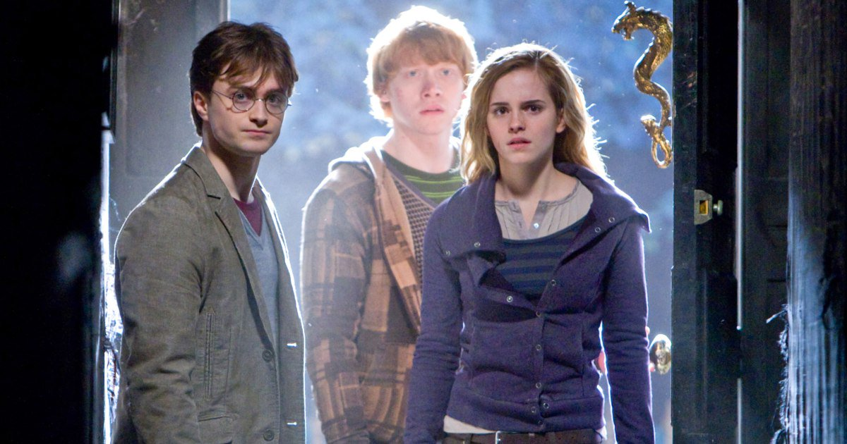 Here's where to watch the Harry Potter films before the year's over: