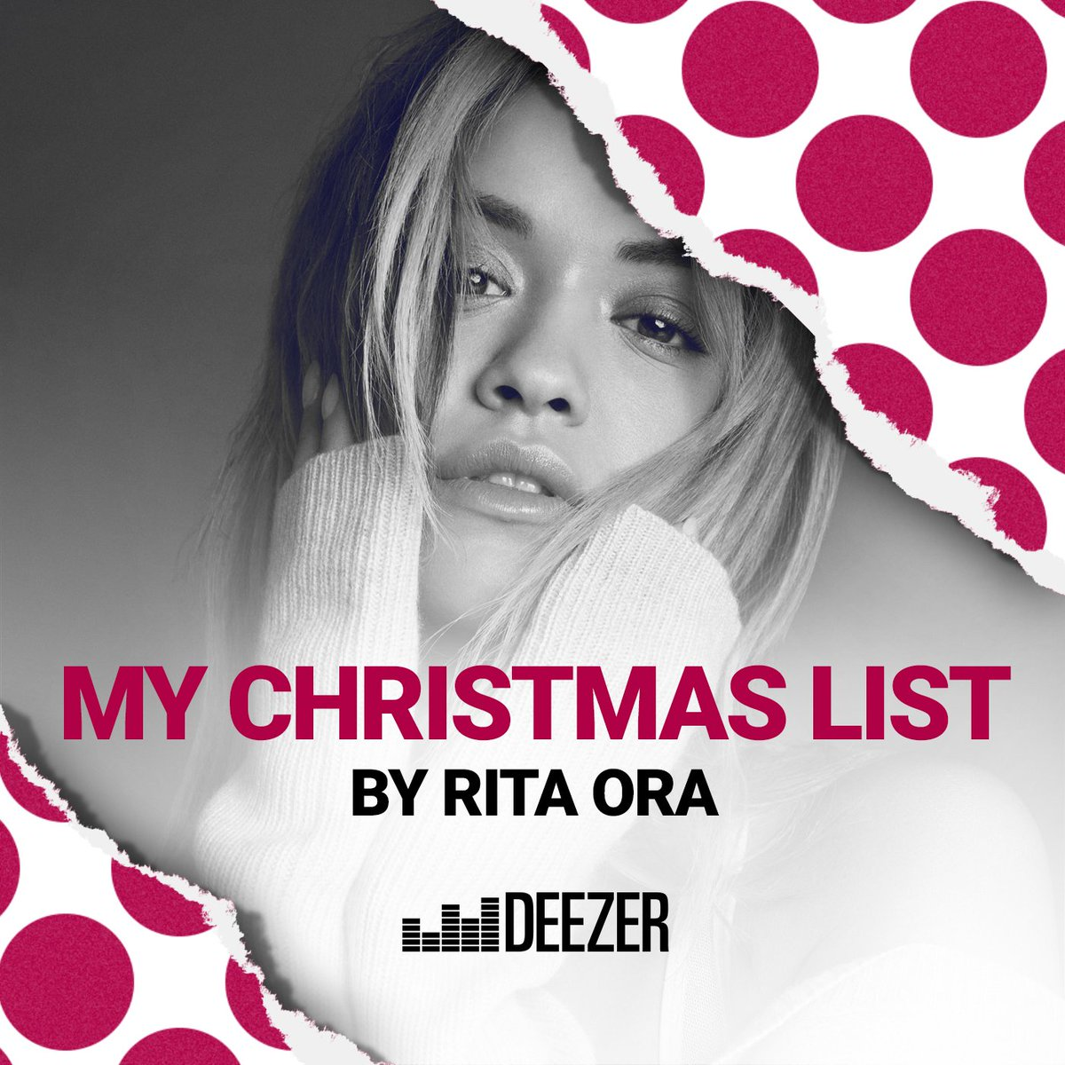 RT @Deezer: Get in the festive mood with @RitaOra's 'Christmas List' ???? ▶️ https://t.co/WnVZFAaXpV #ChristmasEve https://t.co/33tXYkidIL