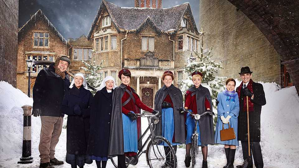 Call The Midwife Christmas special is set to be a frosty