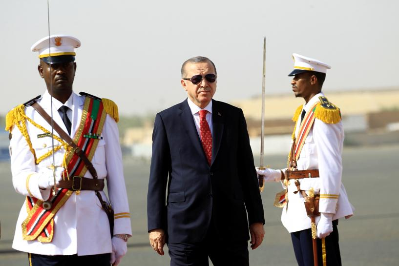 Sudan, Turkey to set up 'strategic cooperation council', boost trade ties