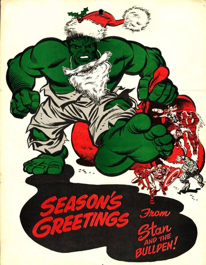 Season's Greetings! May your days be merry and bright... https://t.co/C4BeqU5s5l