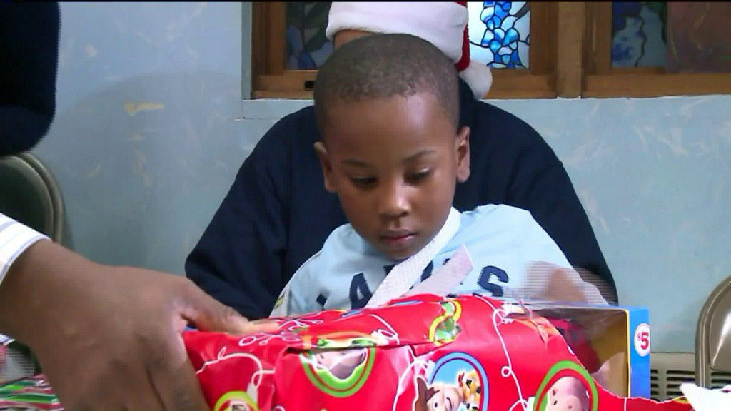 Boy who survived two shootings recovering – with help ofcommunity