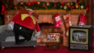 'Twas the day before Christmas, but at Eggman's house... https://t.co/NO2xvSgo1M