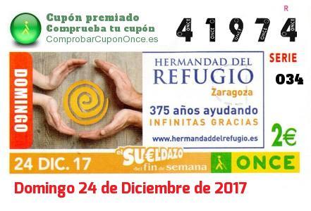 #Sueldazo #ONCE de hoy domingo, Nº premiado: 41.974. Comprueba tu cupón #ONCE https://t.co/7y5Ismw1ko https://t.co/Qd2c1byNiD