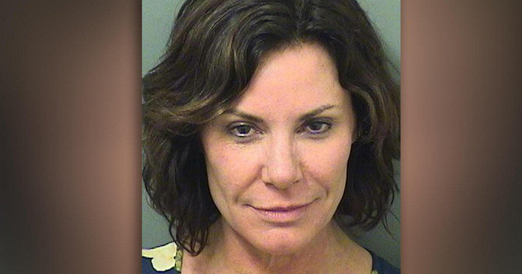 "Luann de Lesseps, ""Real Housewives of New York City"" star, arrested in Florida"