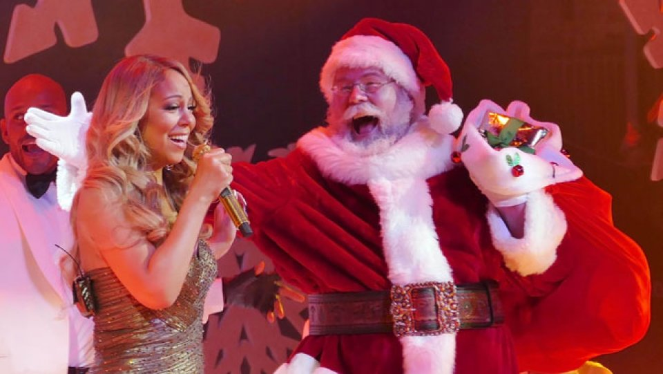 7 most popular Christmas songs from the radio