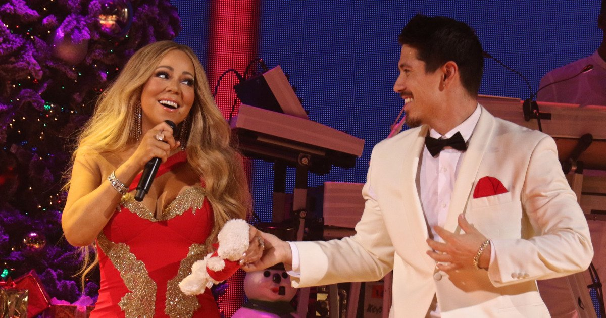 Everything you ever wanted to know about Mariah Carey's 'All I Want for Christmas Is You':