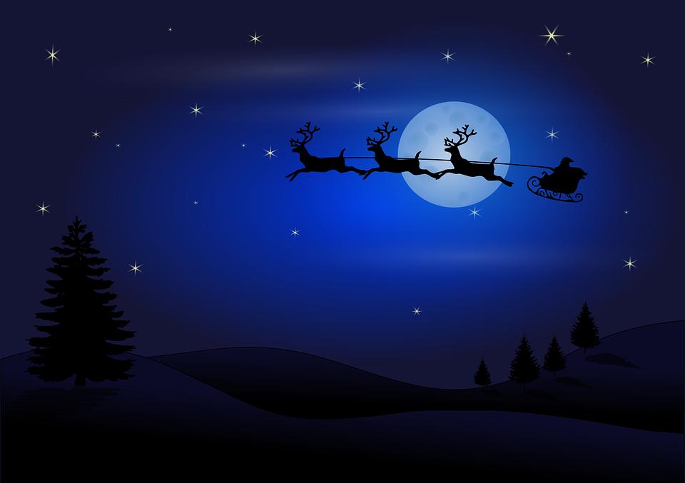 How to follow Santa on Christmas Eve with the NORAD Santa tracker