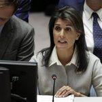 Ambassador Nikki Haley praises reduced United Nations 2018-2019 budget