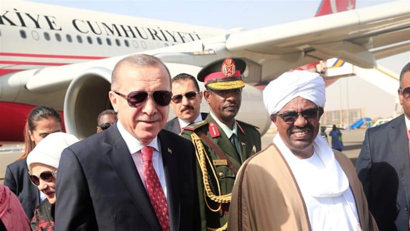 Turkey and Sudan seek to boost trade ties to $10bn