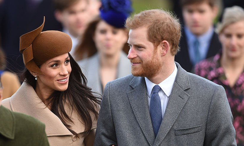 Meghan Markle's stylish debut at Christmas Day church service with royal family: