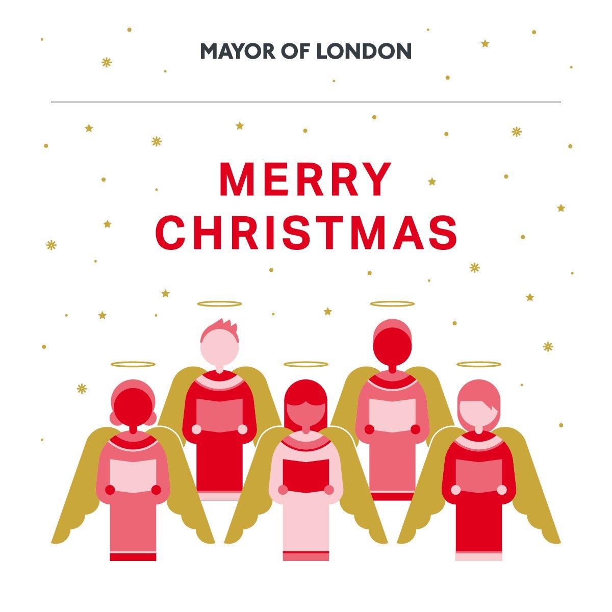 Merry Christmas London! #MerryChristmas https://t.co/CoAlc1vnb6
