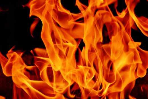 Family of five perish in suspected arson attack