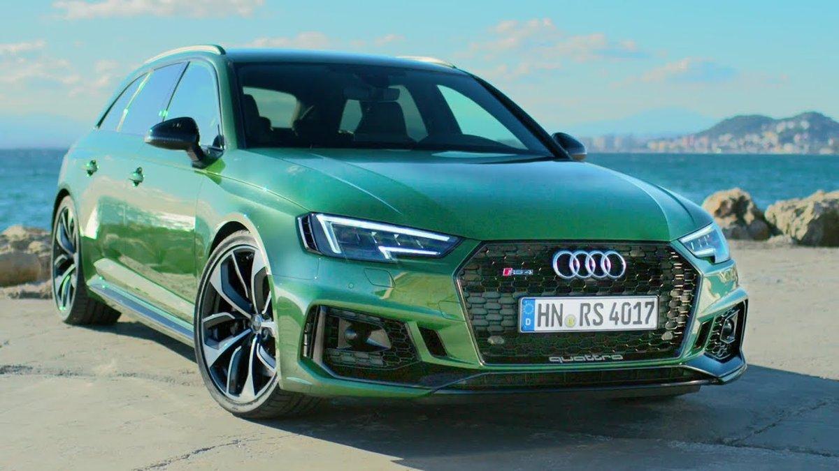 2018 Audi RS4 Avant - Review - Dauer: 6 Minuten, 49 Sekunden