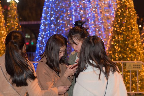 Christmas is banned at this Chinese university