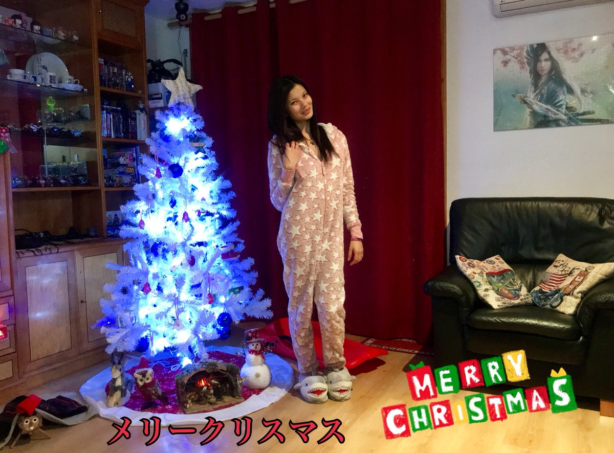 🎄⚜️🦉 #MerryChristmas !!! #BonNadal #FelizNavidad #Natal #メリークリスマス bbL3fN7cvu