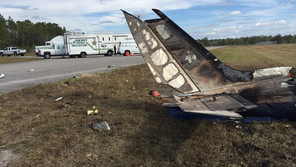 'Horrific': Plane crash kills 5 on Christmas Eve trip