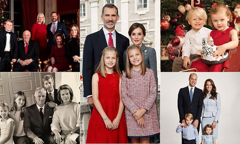 Which is your favourite royal Christmas card from around the world?