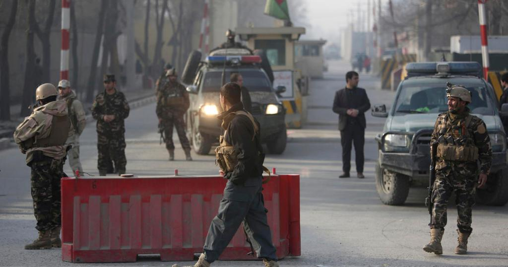 Suicide bomber kills at least six in Afghan capital