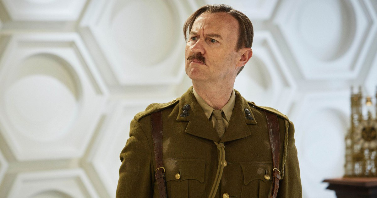 "Mark Gatiss teases ""moving"" DoctorWho Christmas episode:"