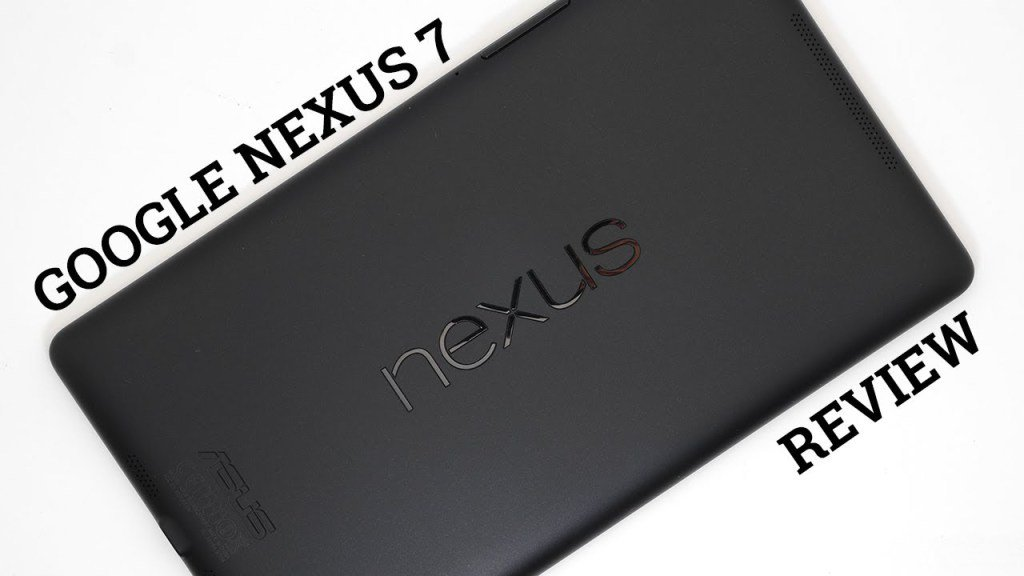 Google Nexus 7 Review (2013 2nd Generation) https://t.co/1PtK03Lmg2...